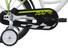 "Vermont Race Boys 16 - Bicicleta para niños 16"" - verde"